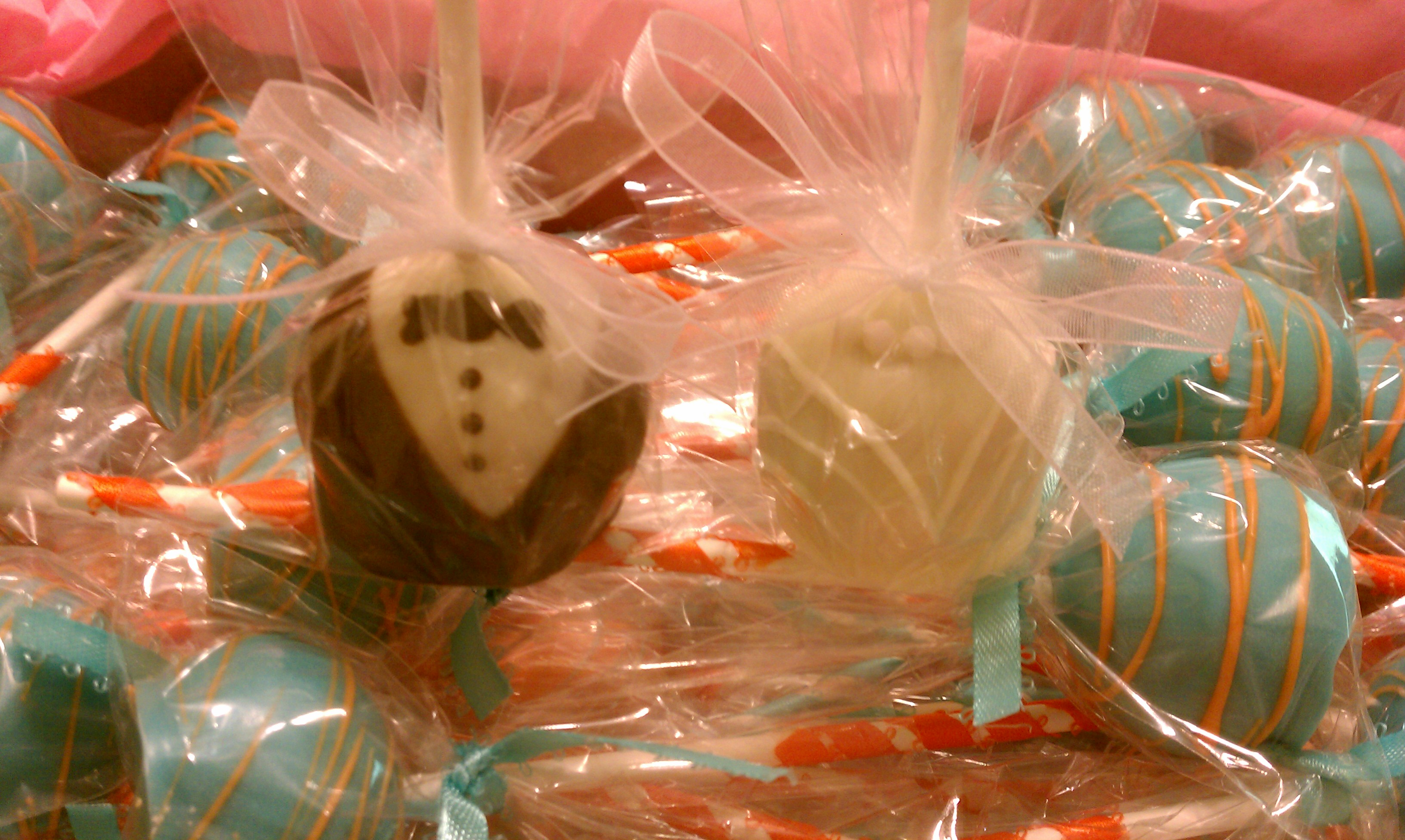 Bridal Shower Cake Pops Cake Pops Recipe How To Make ...